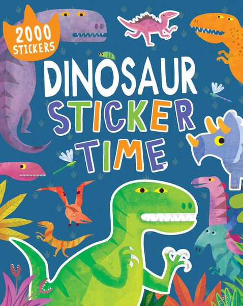 Sticker Time Activity Books - Various Themes - Tiny Paper Co. - Tiny Paper Co. Afterpay Toy Store Australia