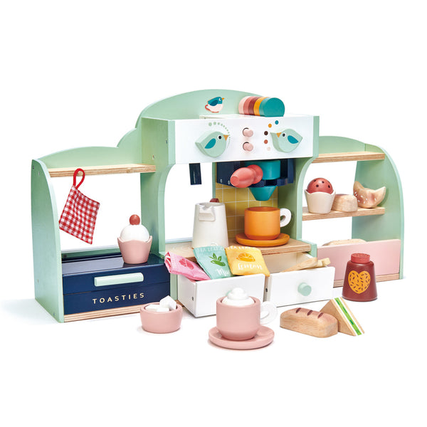 Mini Chef Bird's Nest Cafe - Tender Leaf Toys - Tiny Paper Co. Afterpay Toy Store Australia