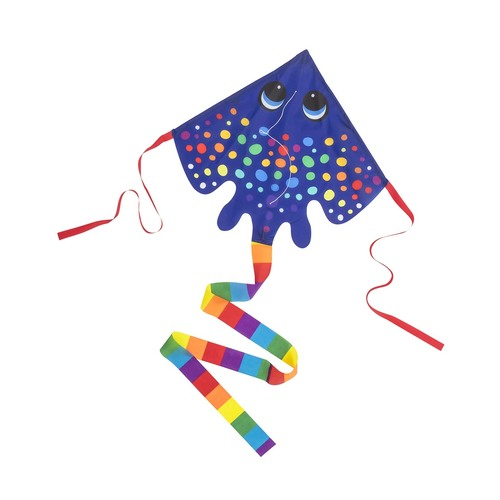 Rainbow Ray Kite - Tiger Tribe - Tiny Paper Co. Afterpay Toy Store Australia