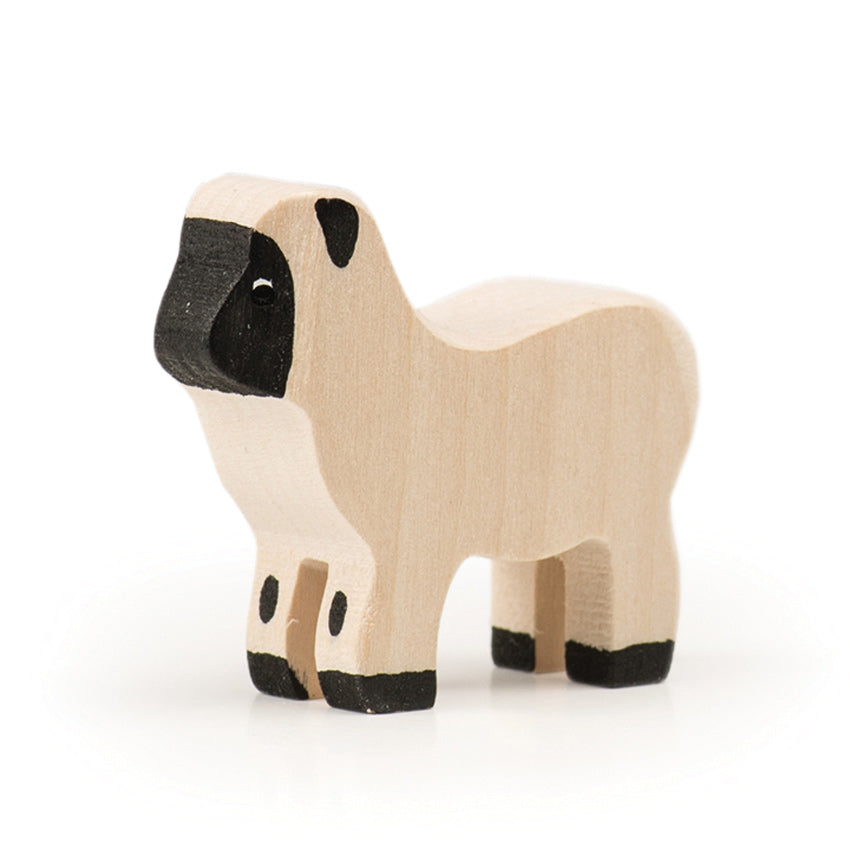 Trauffer Sheep Black Nose - Trauffer - Tiny Paper Co. Afterpay Toy Store Australia