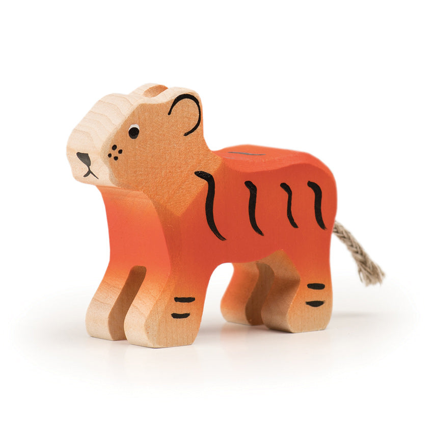 Trauffer Tiger Cub - Trauffer - Tiny Paper Co. Afterpay Toy Store Australia