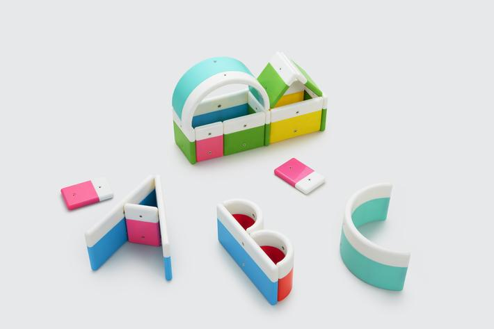 Alphabuild - Magnetic Alphabet Pieces-Toys-Kid O-Tiny Paper Co-Afterpay-Australia-Toy-Store - Kid O - Tiny Paper Co. Afterpay Toy Store Australia
