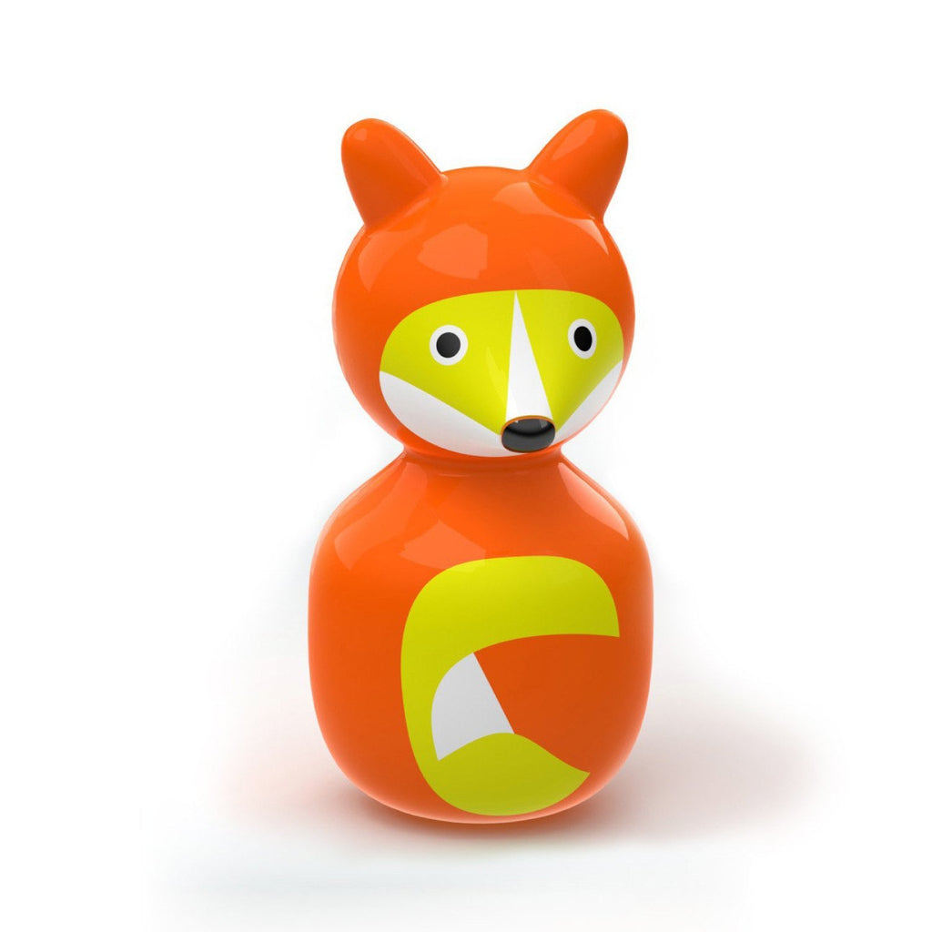 Animal Wobble - Fox, Owl and Racoon-Toys-Kid O-Tiny Paper Co-Afterpay-Australia-Toy-Store - Kid O - Tiny Paper Co. Afterpay Toy Store Australia