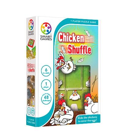 Chicken Shuffle Games-Games-Smart Games-Tiny Paper Co-Afterpay-Australia-Toy-Store - Smart Games - Tiny Paper Co. Afterpay Toy Store Australia