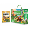 Dinosaur Puzzle-Puzzle-Sassi Science-Tiny Paper Co-Afterpay-Australia-Toy-Store - Sassi Science - Tiny Paper Co. Afterpay Toy Store Australia
