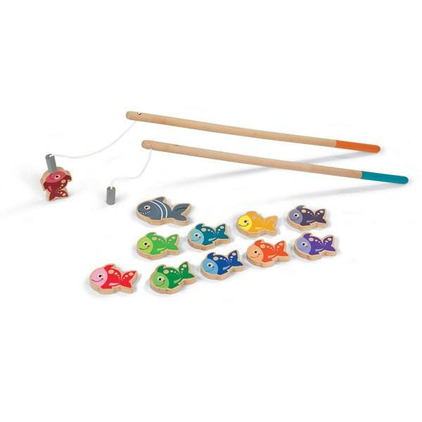 Fishing Game-Games-Janod-Tiny Paper Co-Afterpay-Australia-Toy-Store - Janod - Tiny Paper Co. Afterpay Toy Store Australia