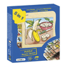 Five Layer Banana Puzzle-Puzzle-Beleduc-Tiny Paper Co-Afterpay-Australia-Toy-Store - Beleduc - Tiny Paper Co. Afterpay Toy Store Australia