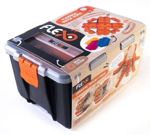 Flexo Standard Pack Orange - Flexo - Tiny Paper Co. Afterpay Toy Store Australia