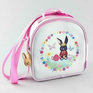 Insulated Lunch Bag - Bunny - Floss and Rocks - Tiny Paper Co. Afterpay Toy Store Australia
