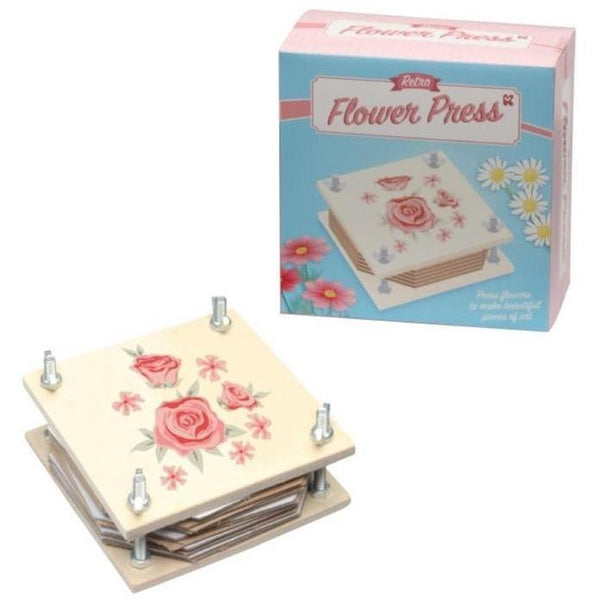 Flower Press-Educational-Tiny Paper Co.-Tiny Paper Co-Afterpay-Australia-Toy-Store - Tiny Paper Co. - Tiny Paper Co. Afterpay Toy Store Australia