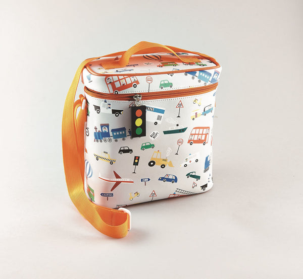 Insulated Lunch Bag - Transport - Floss and Rocks - Tiny Paper Co. Afterpay Toy Store Australia