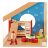 Hape Dollhouse Child's Bedroom-Toys-Hape-Tiny Paper Co-Afterpay-Australia-Toy-Store - Hape - Tiny Paper Co. Afterpay Toy Store Australia