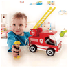 Hape Fire Truck-Toys-Hape-Tiny Paper Co-Afterpay-Australia-Toy-Store - Hape - Tiny Paper Co. Afterpay Toy Store Australia