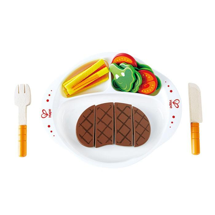 Hearty Home Cooked Meal - 22pc Hape-Toys-Hape-Tiny Paper Co-Afterpay-Australia-Toy-Store - Hape - Tiny Paper Co. Afterpay Toy Store Australia
