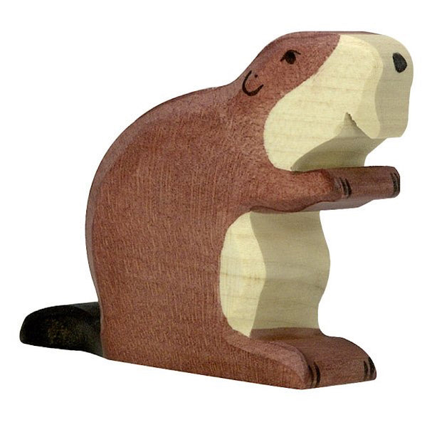 Holztiger Beaver - Holztiger - Tiny Paper Co. Afterpay Toy Store Australia