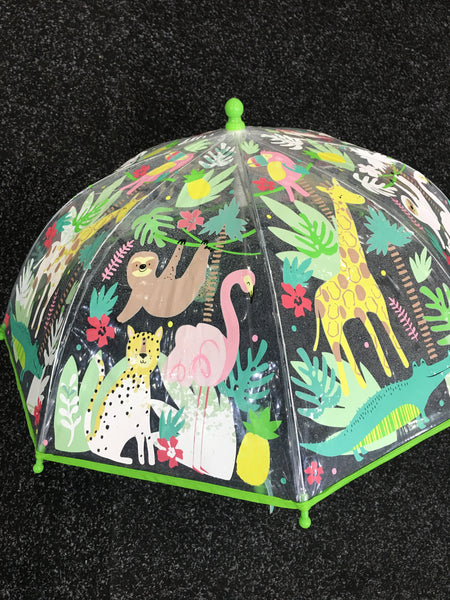 Colour Changing Umbrellas - Various Prints - Floss and Rocks - Tiny Paper Co. Afterpay Toy Store Australia