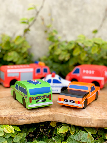 Aussie Cars - Make Me Iconic - Tiny Paper Co. Afterpay Toy Store Australia
