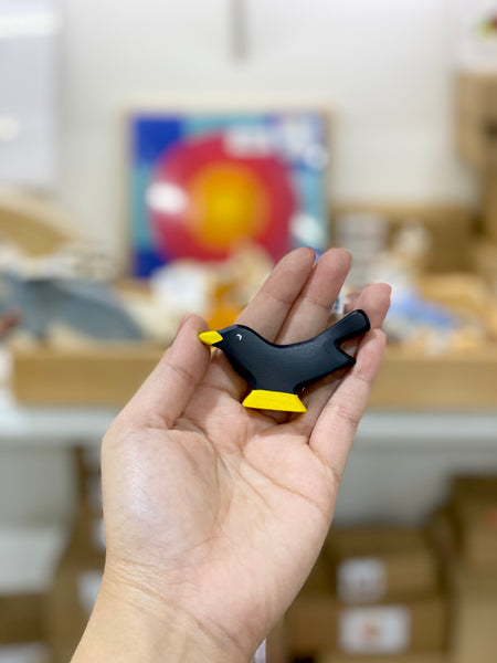 Holztiger Blackbird - Holztiger - Tiny Paper Co. Afterpay Toy Store Australia