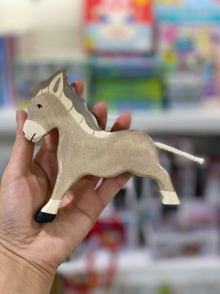 Holztiger Donkey - Holztiger - Tiny Paper Co. Afterpay Toy Store Australia