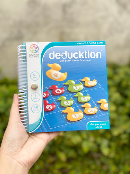 Deducktions - Smart Games - Tiny Paper Co. Afterpay Toy Store Australia