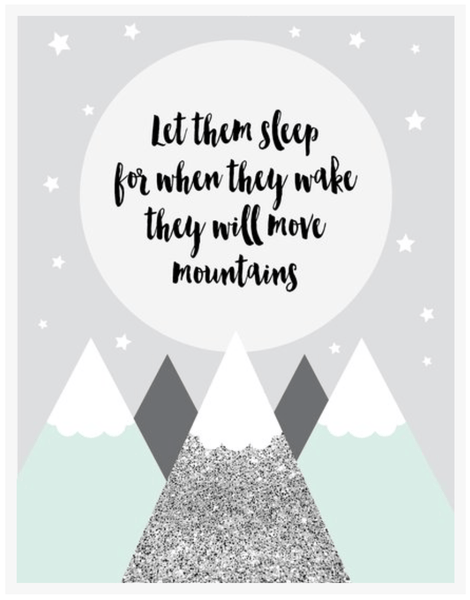 Move Mountain Siblings-Decor-Ginger Monkey-Tiny Paper Co-Afterpay-Australia-Toy-Store - Ginger Monkey - Tiny Paper Co. Afterpay Toy Store Australia
