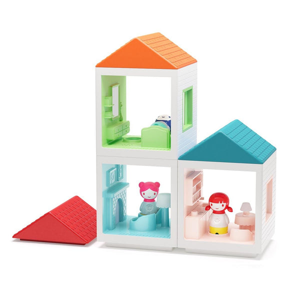 Myland Modular Dollhouse-Toys-Kid O-Tiny Paper Co-Afterpay-Australia-Toy-Store - Kid O - Tiny Paper Co. Afterpay Toy Store Australia