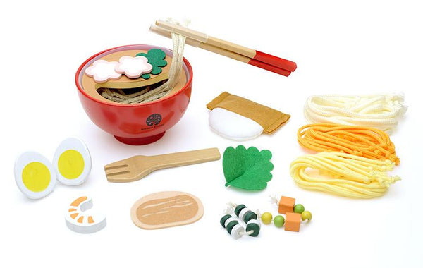 Ramen Set-Toys-Woody Puddy-Tiny Paper Co-Afterpay-Australia-Toy-Store - Woody Puddy - Tiny Paper Co. Afterpay Toy Store Australia