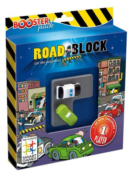 Roadblock Booster Pack-Games-Smart Games-Tiny Paper Co-Afterpay-Australia-Toy-Store - Smart Games - Tiny Paper Co. Afterpay Toy Store Australia