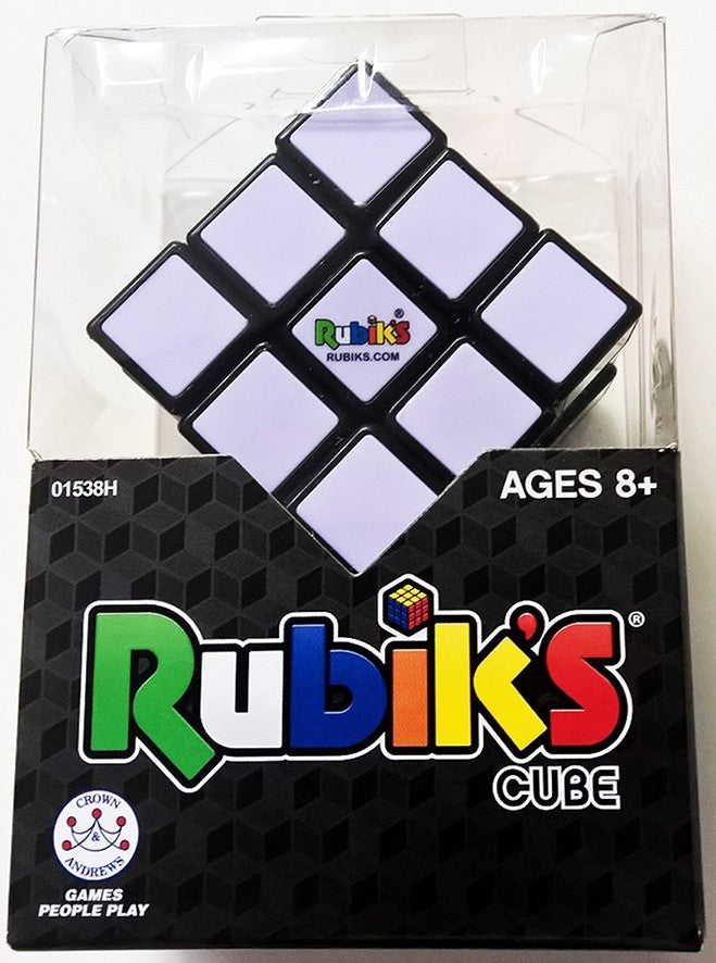Rubik's 3x3 Cube - Crown & Andrews - Tiny Paper Co. Afterpay Toy Store Australia