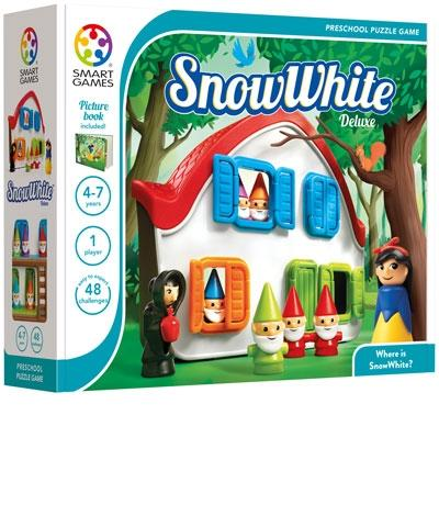 Snow White Smart Games-Games-Smart Games-Tiny Paper Co-Afterpay-Australia-Toy-Store - Smart Games - Tiny Paper Co. Afterpay Toy Store Australia