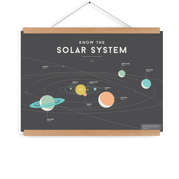 Solar System-Decor-We Are Squared-Tiny Paper Co-Afterpay-Australia-Toy-Store - We Are Squared - Tiny Paper Co. Afterpay Toy Store Australia