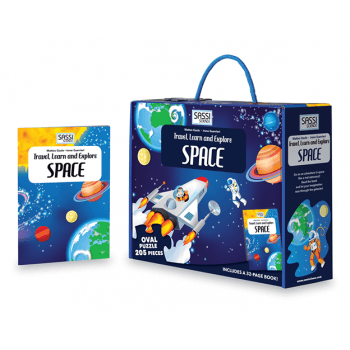 Space Puzzle-Puzzle-Sassi Science-Tiny Paper Co-Afterpay-Australia-Toy-Store - Sassi Science - Tiny Paper Co. Afterpay Toy Store Australia
