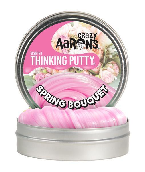 Spring Bouquet Thinking Putty 4 Inch Tin-Toys-Crazy Aaron's-Tiny Paper Co-Afterpay-Australia-Toy-Store - Crazy Aaron's - Tiny Paper Co. Afterpay Toy Store Australia