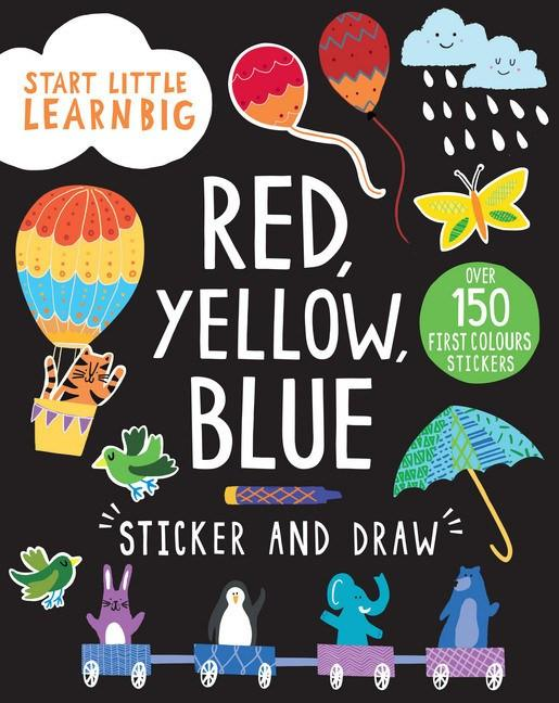 Stickers Books - Multiple Titles-Books-Start Little Learn Big-Tiny Paper Co-Afterpay-Australia-Toy-Store - Start Little Learn Big - Tiny Paper Co. Afterpay Toy Store Australia