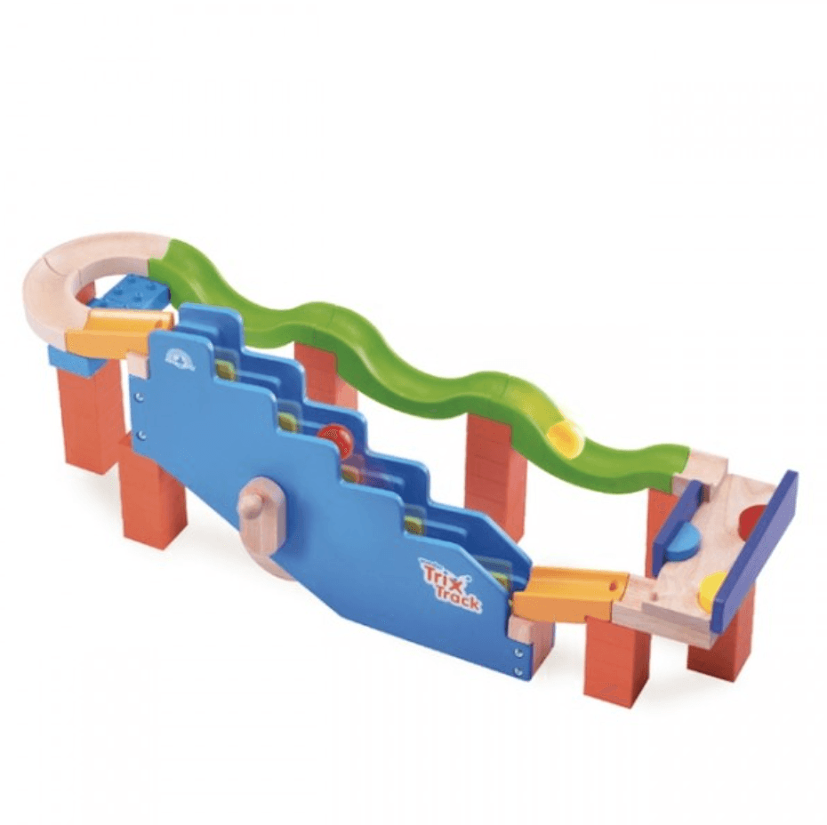 Upstair Track - Trix Track-Toys-Trix Track-Tiny Paper Co-Afterpay-Australia-Toy-Store - Trix Track - Tiny Paper Co. Afterpay Toy Store Australia