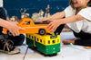 Wooden Melbourne Tram by Make Me Iconic-Toys-Make Me Iconic-Tiny Paper Co-Afterpay-Australia-Toy-Store - Make Me Iconic - Tiny Paper Co. Afterpay Toy Store Australia