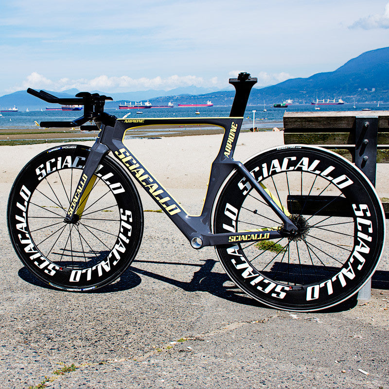 Sciacallo Releases Its Flagship Triathlon Bike ahead of InterBike Trade Show