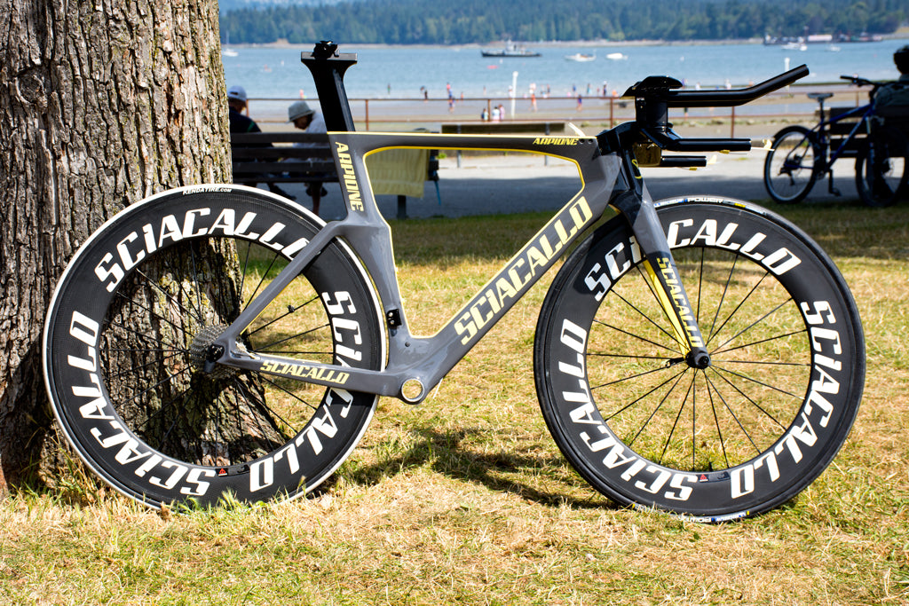 The Sciacallo Arpione Triathlon Frameset is Perfect for the Budget Conscious Triathlete
