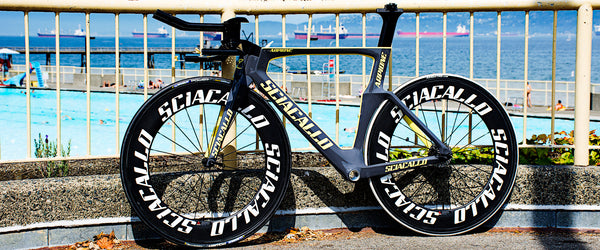 Sciacallo Arpione Triathlon Bike