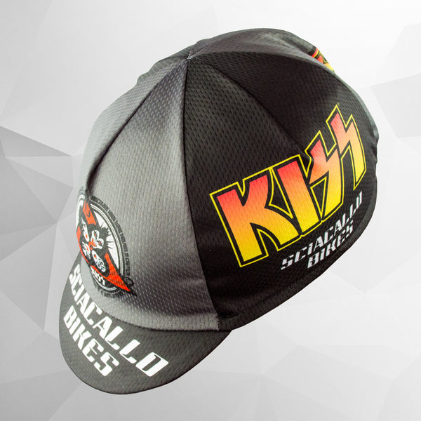 Limited Edition Officially Licensed KISS® ARMY Cycling Cap