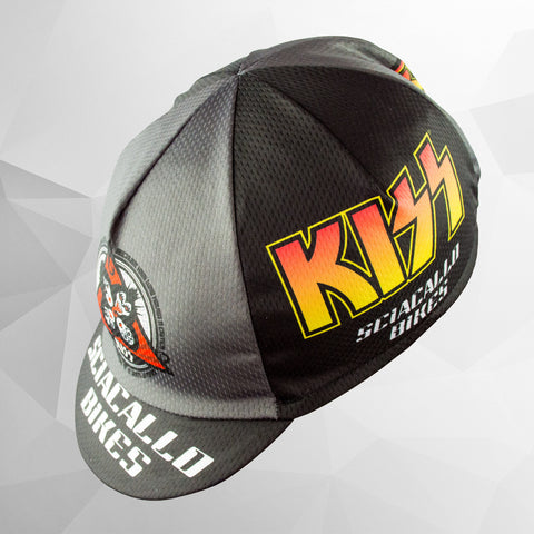 Sciacallo Bikes - Limited Edition Officially Licensed KISS® ARMY Cap