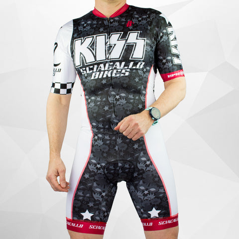 Limited Edition Officially Licensed KISS® Fluid Plus Skinsuit