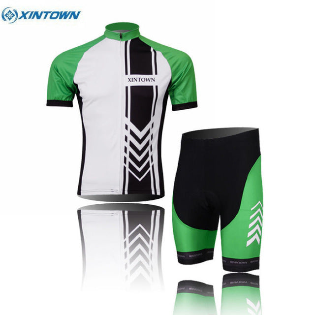 Sciacallo Bikes - XINTOWN Mens Cycling Jerseys Set