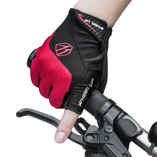Sciacallo Bikes - WHEEL UP Half Finger Breathable Cycling Gloves
