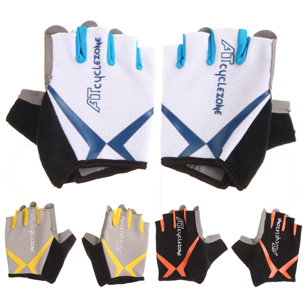 Sciacallo Bikes - Cycle Zone Unisex GEL Shockproof Gloves
