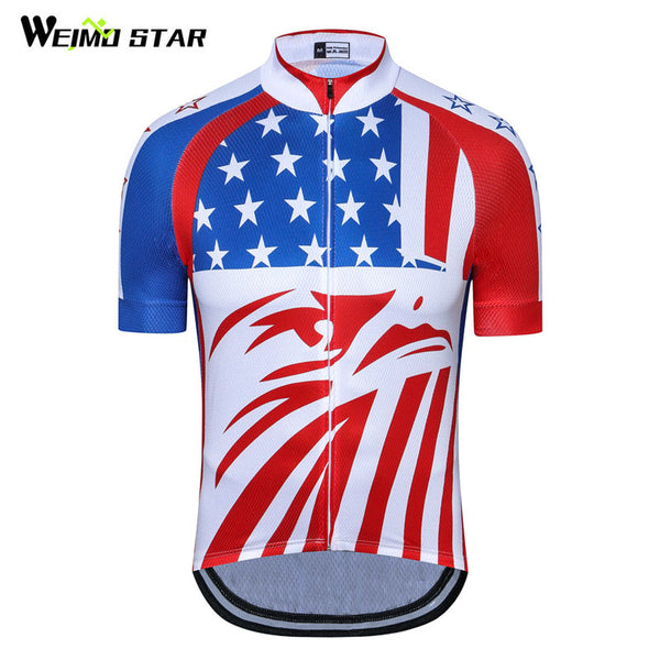 Sciacallo Bikes - Weimostar Team USA Cycling Jersey