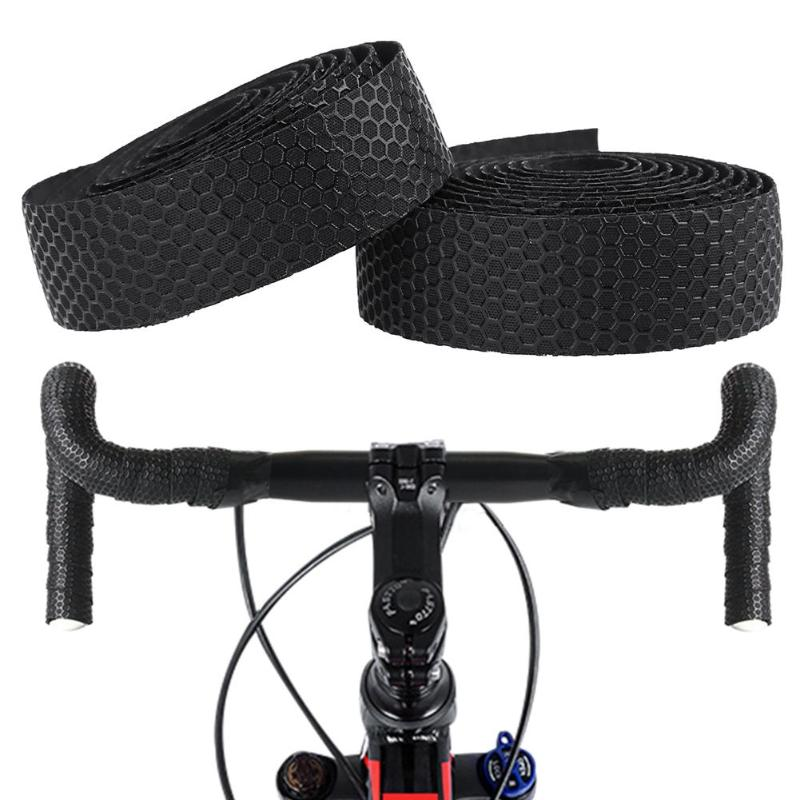 Sciacallo Bikes - Handlebar Tapes Belt Strap Breathable Anti-slip Honeycomb