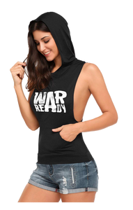 LADIES W.A.R. HOODY