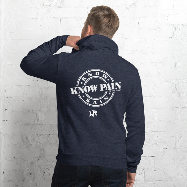 KNOW PAIN HOODY