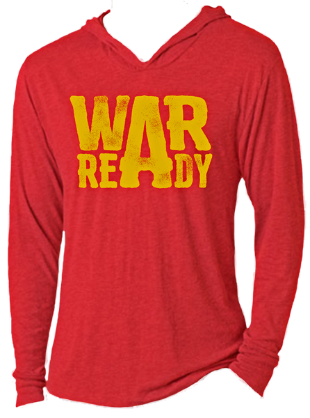 RED WARREADY HOODY